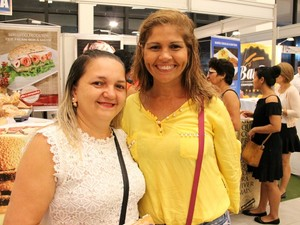 Estudante de gastronimia aprovou iniciativa do festival (Foto: Jamile Alves/G1 AM)