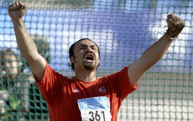 Esref Apak jogos mediterrâneos 2005 (Foto: AFP)