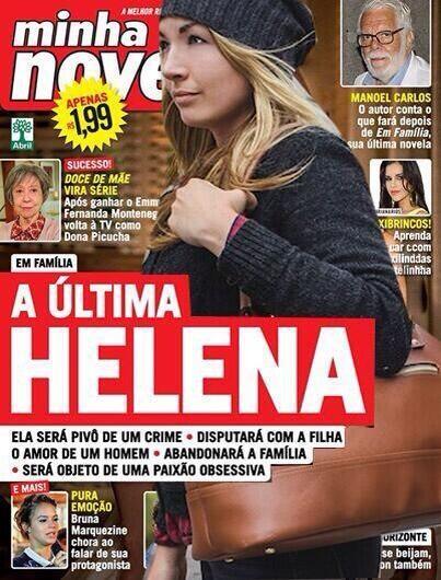 'Meme' de Helena (Foto: Reprodução da internet)