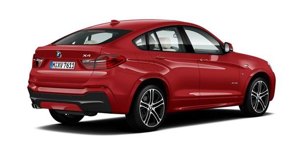 BMW X4 (Foto: Divulgação)