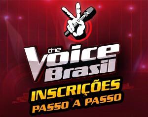Siga o passo a passo e não erre na inscrição para o The Voice! (The Voice Brasil/TV Globo)