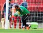 Aos 39 anos, Magrão minimiza idade avançada e recebe elogios no Sport