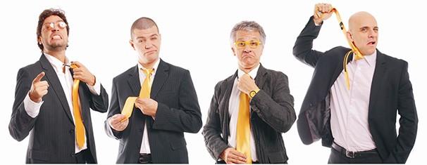O stand up comedy tem um formato diferente do que o público brasileiro está acostumado (Foto: Ernane Pinho)