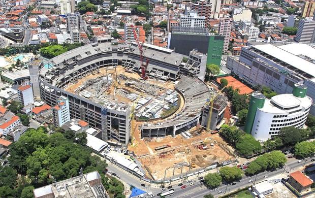 Nova Arena do Palmeiras (Foto: Divulgação / WTorre)