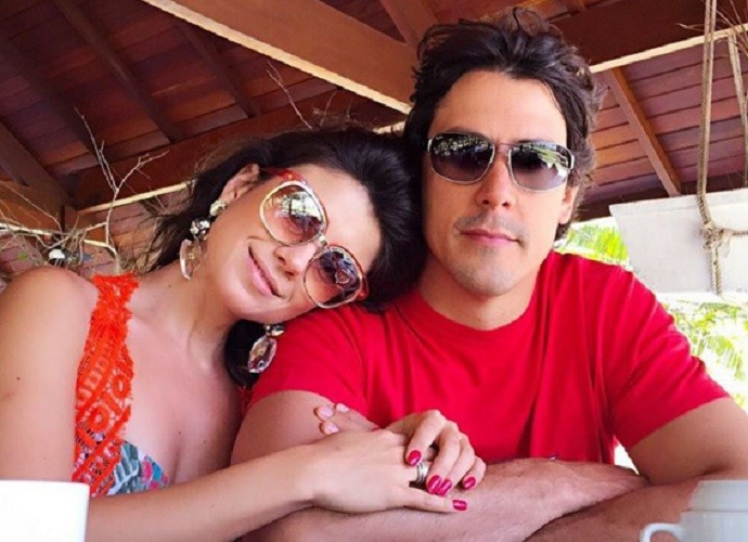 Paula Fernandes namora com Henrique há mais de três anos (Foto: Arquivo Pessoal)