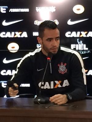 Renato Augusto Corinthians (Foto: Marcelo Braga)