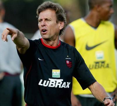 Waldemar Lemos Flamengo (Foto: Divulgação)