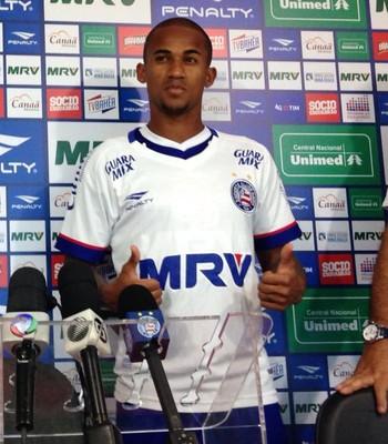 Allano; Bahia; Eduardo (Foto: Divulgação/EC Bahia)