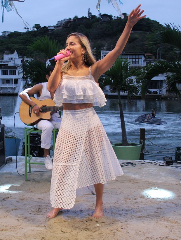 Claudia Leitte (Foto: Wallace Barbosa/AgNews)