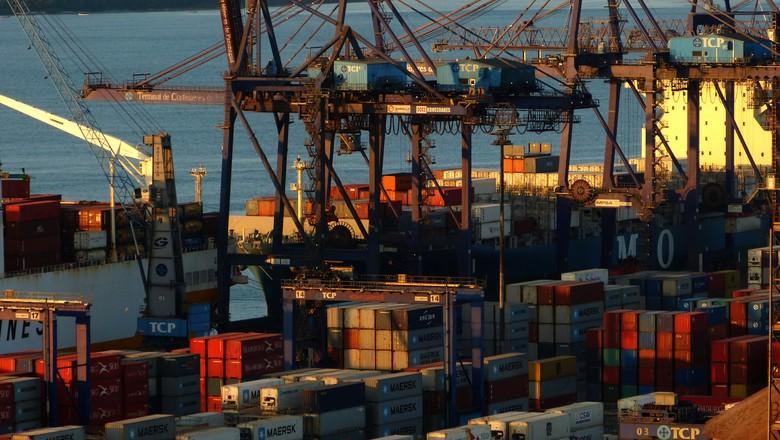 porto_paranagua (Foto: Manoel Marques/Ed. Globo)