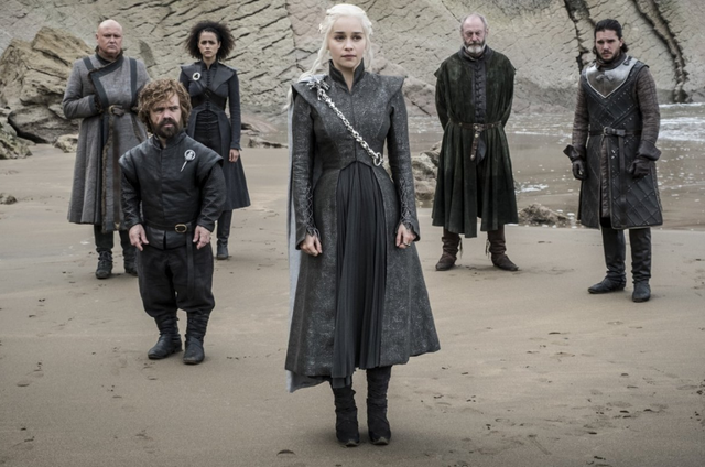 Produtores explicam reação de Sansa à luta de Arya — Game of Thrones