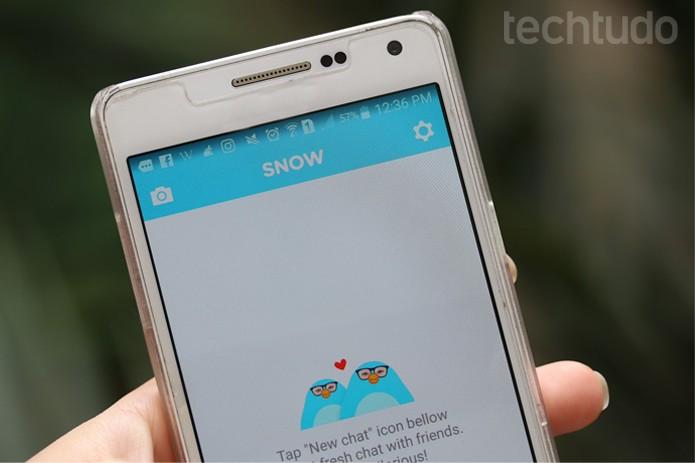 Snow (Foto: Reprodução)