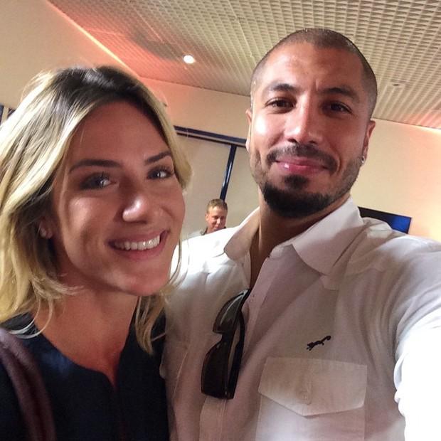 Giovanna Ewbank e Fernando Medeiros (Foto: Instagram / Reprodução)