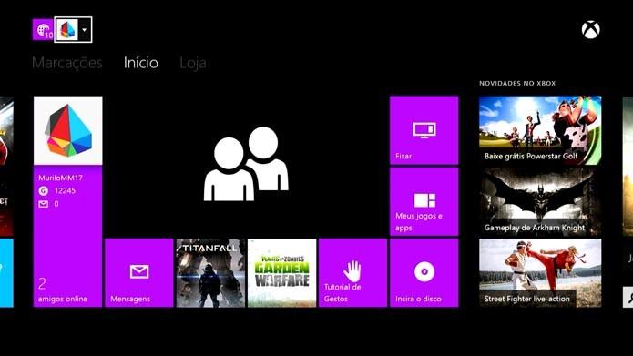 Xbox One: como criar uma conta da Live pelo console (Foto: Reprodução/Murilo Molina)
