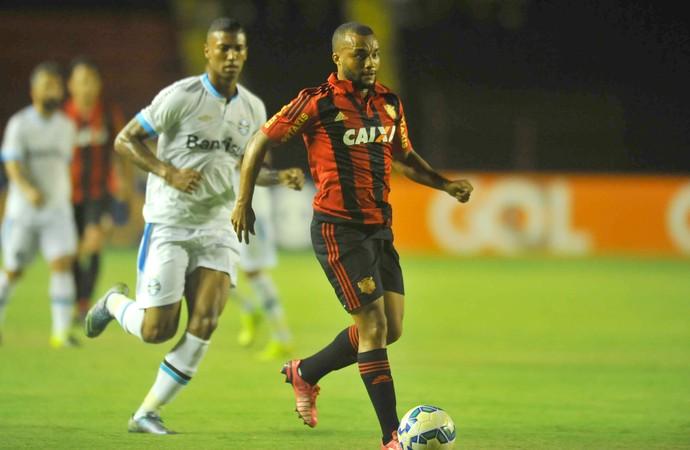 Sport x Grêmio Série A (Foto: Aldo Carneiro / Pernambuco Press)