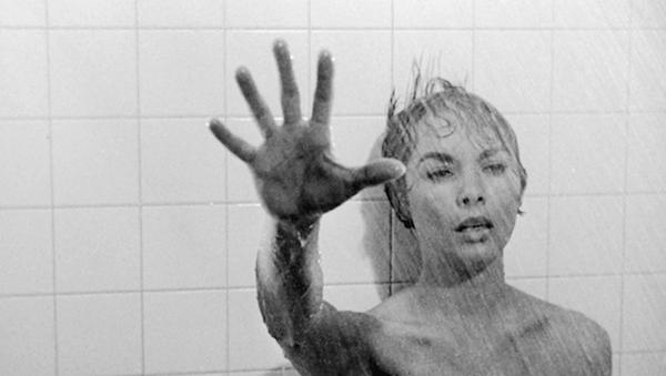 Janet Leigh em cena de Psicose (1960) (Foto: Reprodução)