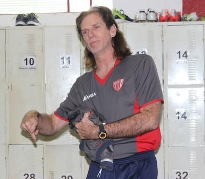 Sérgio Guedes Treinador Mogi Mirim Sapo (Foto: Geraldo Bertanha / Mogi Mirim EC)