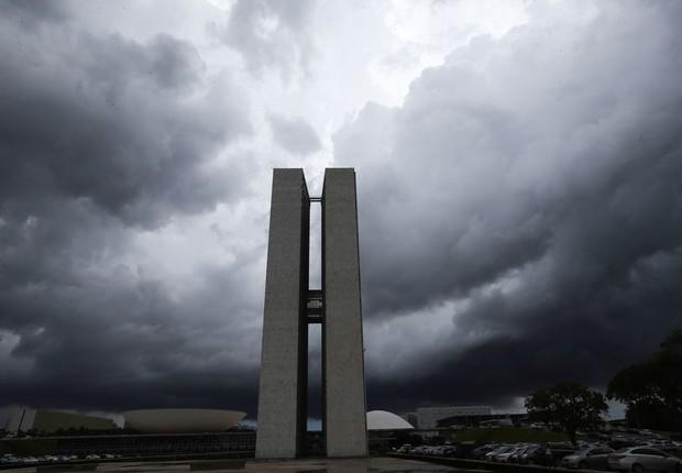 Edifício do Congresso Nacional em Brasília (Foto: Fabio Rodrigues Pozzebom/Agência Brasil)