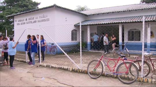 Começa a vacinação contra a febre amarela em Itaboraí, Niterói e São Gonçalo, RJ
