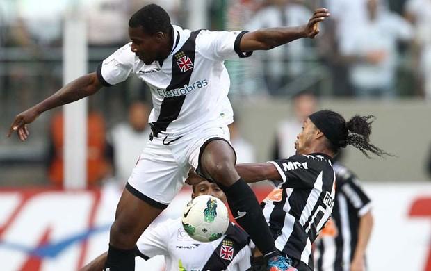 Tenório Vasco x Atlético-MG (Foto: Marcelo Sadio / Site Oficial do vasco)