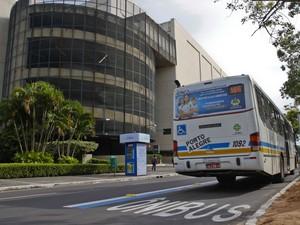 Corredor de ônibus em Porto Alegre (Foto:  Joel Vargas/PMPA)