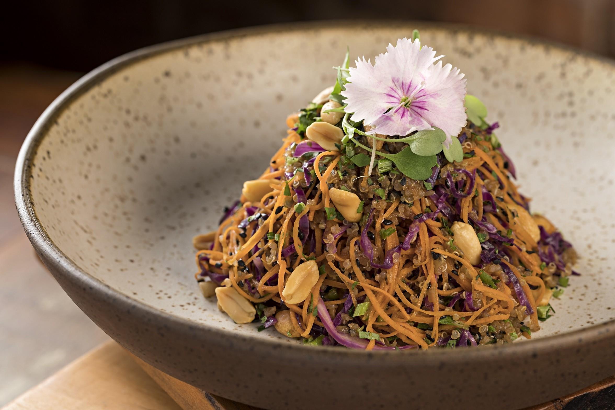 Quinoa Thai (Foto: Divulgação)