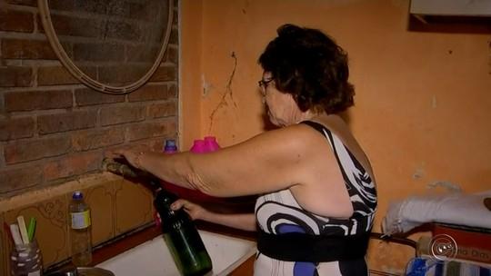 Moradora recebe conta de água no valor de R$ 93 mil: 'Levei um susto'