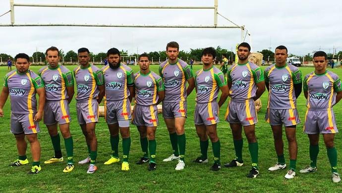 Primavera conquistou o Centro-Oeste de Rugby Sevens (Foto: Divulgação/Primavera Rugby)