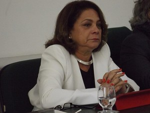 Professora Mariluce Moura foi reintegrada ao corpo docente da Universidade Federal da Bahia (UFBA) após ser afastada por conta da ditadura  (Foto: Divulgação/ UFBA)