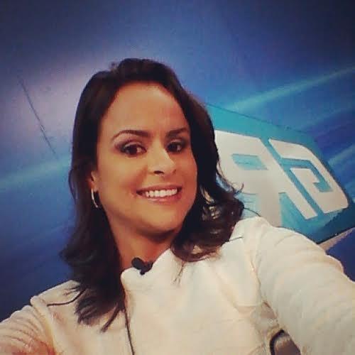 Isabella Ornellas é apresentadora do GRTV 2ª edição (Foto: Arquivo Pessoal)