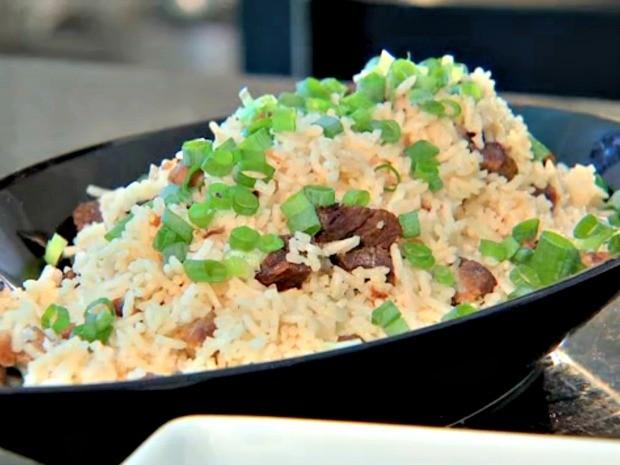 Maria Izabel é um dos pratos mais típicos da capital (Foto: Reprodução/TVCA)