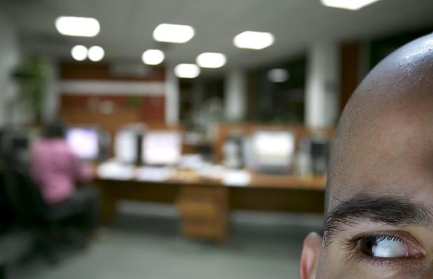 Trabalho_colega_Profissão_Escritório_ (Foto: Thinkstock)