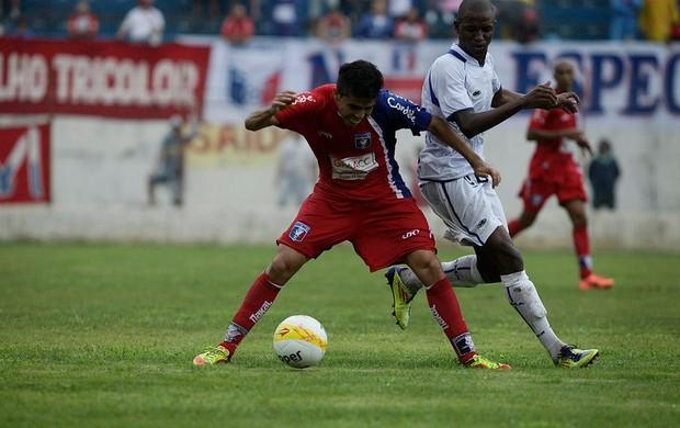 Guaratinguetá e Monte Azul se enfrentam pela Série A2 (Foto: Comunicação Guaratinguetá Futebol/ Divulgação)