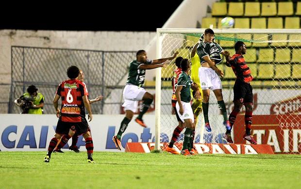 Icasa X Oeste (Foto: Miséria.com / Agência estado)