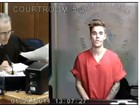 Justin Bieber tem audiência após prisão