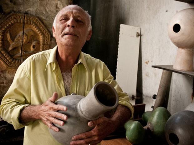 Mestre Nado (Foto: Divulgação / Eric Gomes)
