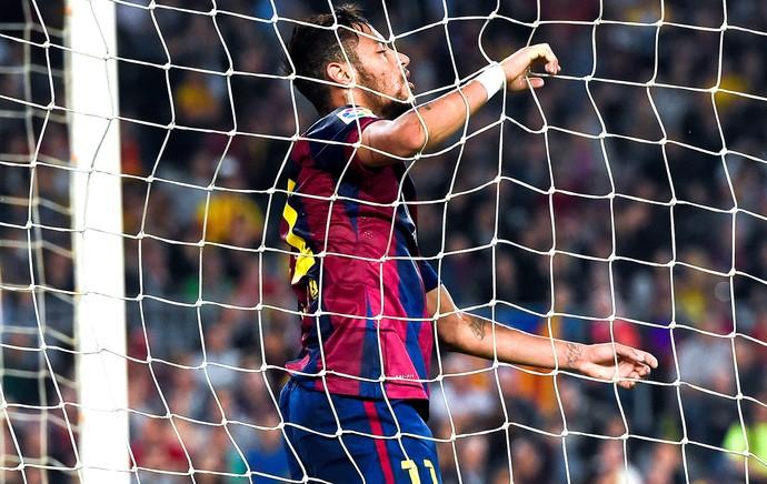 Neymar, Barcelona X Celta de Vigo (Foto: Getty Images)