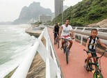 Pedestres e ciclistas são assaltados na Ciclovia Tim Maia, Zona Sul do Rio