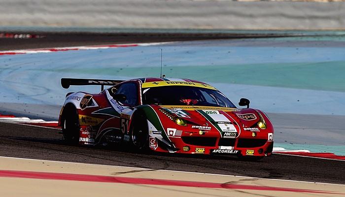 Ferrari AF Corse Emerson Fittipaldi