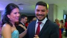 """Jornalistas da Inter TV viram """"príncipes"""" de jovens com câncer (Reprodução/Inter TV Cabugi)"""