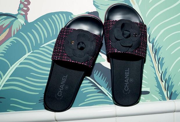 Slides Chanel (Foto: Pedro Arieta)