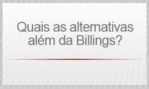 Billings - Quais as alternativas além da Billings (Foto: Arte/G1)