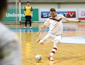 Gadeia Orlândia futsal (Foto: Márcio Damião/Divulgação)