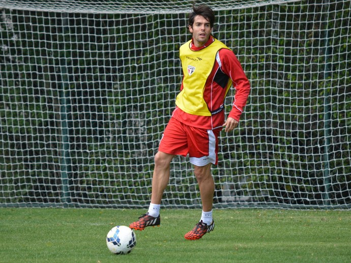 Kaká (Foto: site oficial / saopaulofc.net)