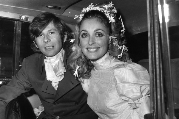 A atriz Sharon Tate e o diretor Roman Polanski (Foto: Getty Images)