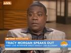 'A dor sempre vai estar lá por Jimmy Mack', diz Tracy Morgan