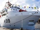 Marinha suspende busca por marinheiro desaparecido