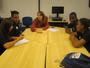 Estudantes do COM.VOCÊ participam de oficinas práticas na EPTV