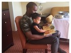 Kim Kardashian revela que está esperando um menino