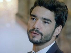 Pedro sugere deixar Bruna longe de Maurílio (Foto: TV Globo)